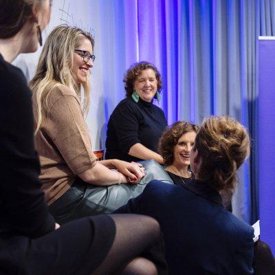 Austausch unter Working Women