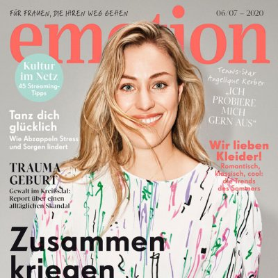 EMOTION Magazin im Juni 2020