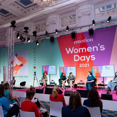 EMOTION Women's Days 2021 im Atlantic Hotel