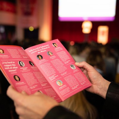 EMOTION Women's Day 2020: Welcher Event-Typ bist du?