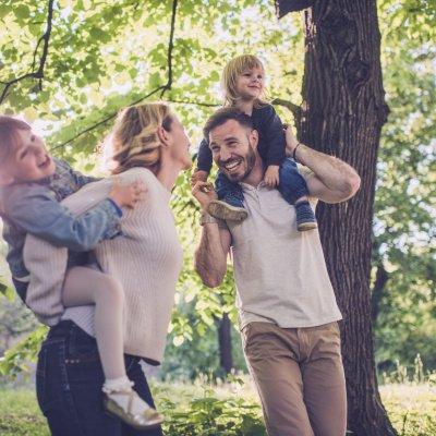 Als Familie die Natur entdecken