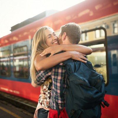 Fernbeziehung: 7 Tipps, wie die Liebe auf Distanz gelingt