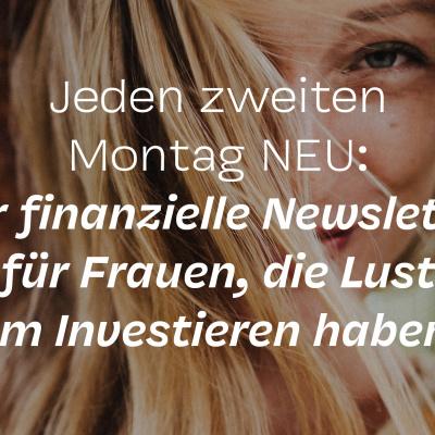 finanzielle Newsletter abonnieren