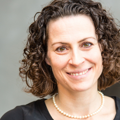 Mentorin Hanna Beyer