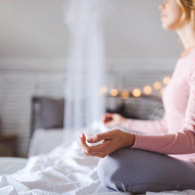 Meditation zu Hause