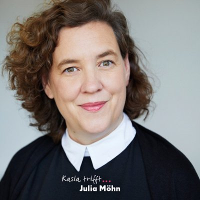 Julia Möhn im Podcast