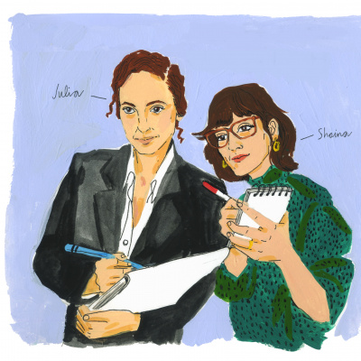 Julia Rothman Shaina Feinberg Everybody