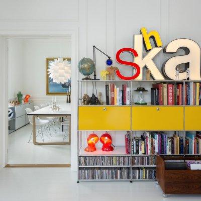 Tipps: Leben, arbeiten, Familie in kleinen Räumen