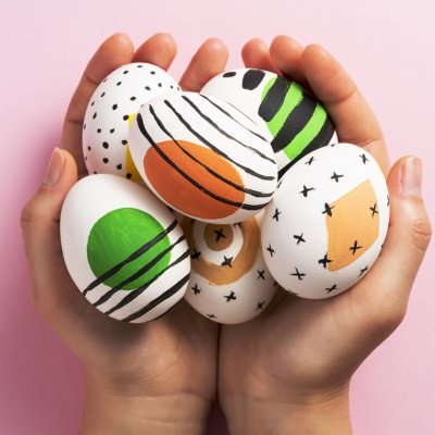Ostern feiern: Osterdeko, Osterrezepte, Ostern 2020