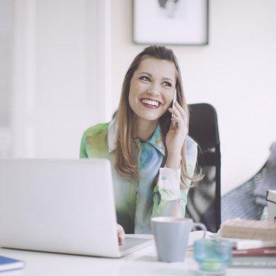 Richtig telefonieren: Mit Stimme am Telefon überzeugen