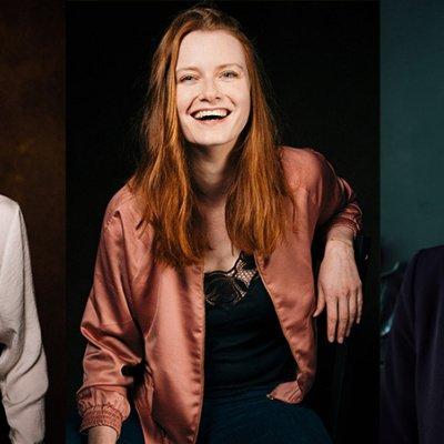Junge Schauspielerinnen in der Corona-Krise