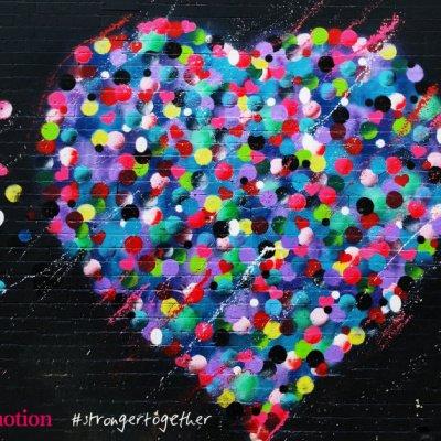 #strongertogether Solidaritäts-Aktion