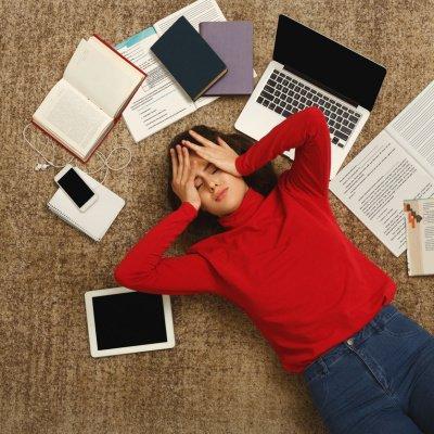 Test: Welcher Stresstyp bist du?
