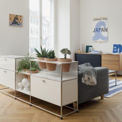 Urban Jungle: Wohnen mit Pflanzen