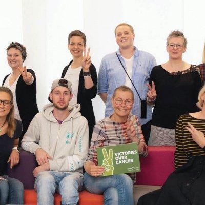 Victories over Cancer: Gemeinsam gegen Krebs