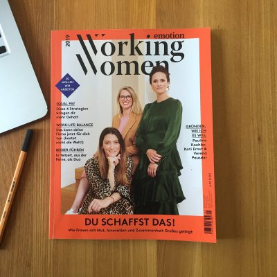 Working Women Magazin 2019