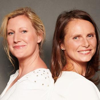 Astrid Zehbe und Daniela Meyer Portrait