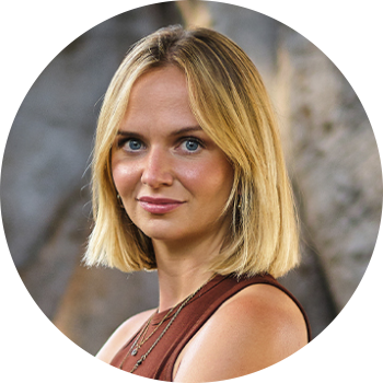 Kristina Lunz Portrait