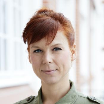 An deiner Seite von EMOTION: Redakteurin Kristina Appel