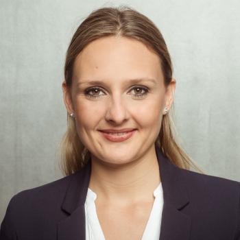 Dr. Saskia Ostendorff Portrait